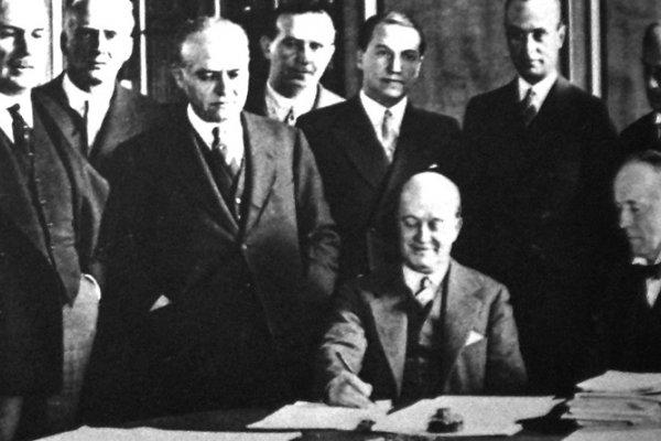 El tratado Roca-Runciman - Provinciales | AIM Digital