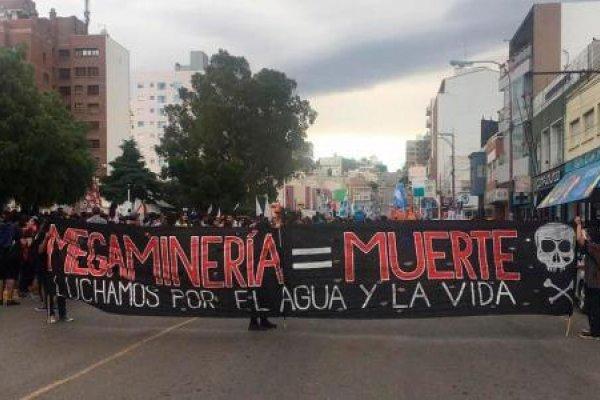 Megaminería: Un nuevo avance en Chubut